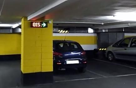 parking fuencarral