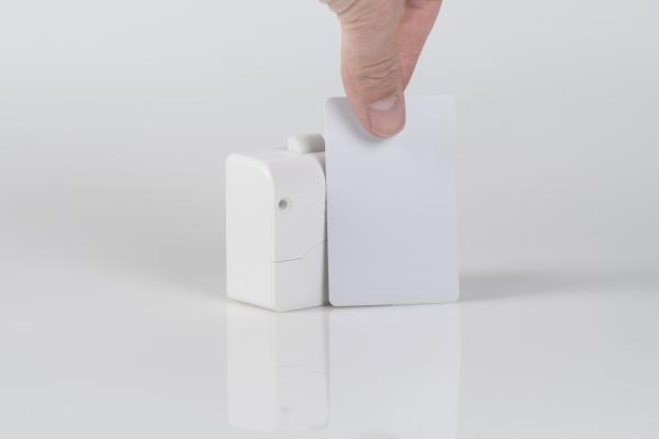 cerradura invisible taquilla