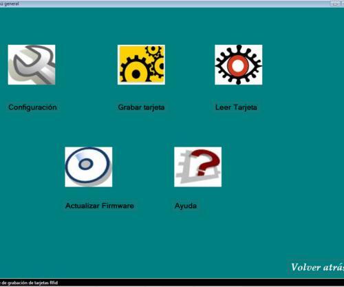 Software de grabación de tarjetas iLOCK